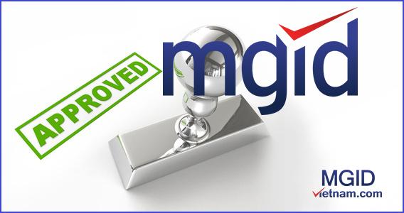điều kiện để website được mgid chấp nhận