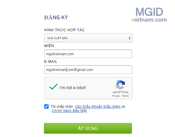 hướng dẫn đăng ký quảng cáo mgid 02