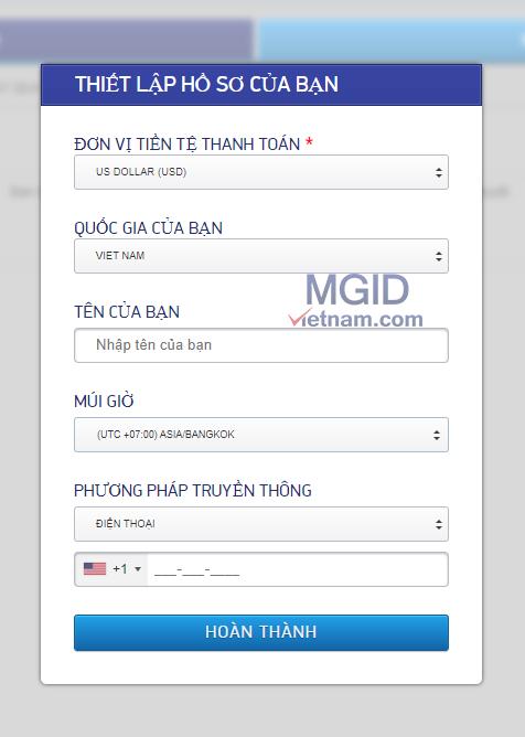 hướng dẫn đăng ký quảng cáo mgid 05