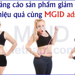 Quảng cáo sản phẩm giảm cân hiệu quả cùng MGID ads